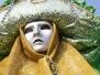 Carnival of Venice: Maurizio Alessandra Riccioni- Musi - Bologna (Italy)