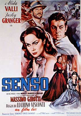 Senso (1954) di Luchino Visconti