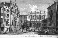 [historic image of Campo San Salvador]